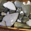 Thumbnail: Hand Carved Soapstone Hearts from Haiti in either Grey or White