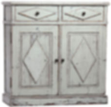 dOv1012Lg, linder, cabinet, sideboard, French, European, inspired, storage, cupboard, gray, grey, antique, finish, elm, recycled, wood, reused, repurposed, diamond, West, New Mexican, Ojai, California