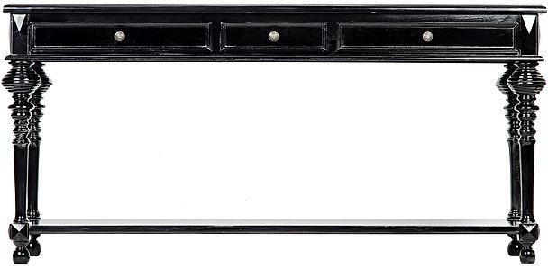 dOV2950, console, table, wood, iron, paint, detail, shelf, thin, basic, simple, quality, Ojai, California, interior, design, home