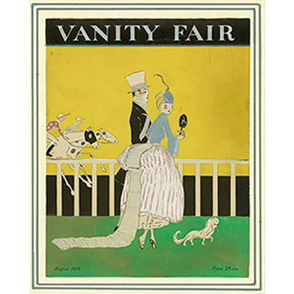 Vanity Fair Cover, 1916