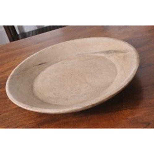Oval Marble Serving Dish