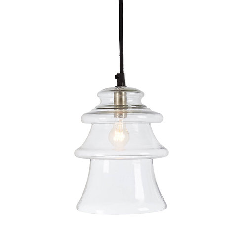 Fluted Pendant Light, Large