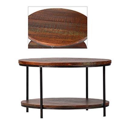 Reclaimed Acacia Wood Coffee Table