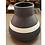 Thumbnail: Black Vase with White Stripe