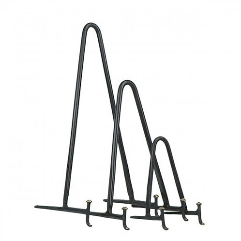 Hammered Iron Display Stands