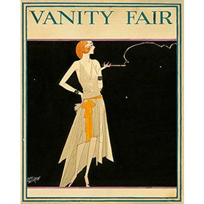Vanity Fair Cover, 1920's