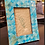 Thumbnail: Teal Tiled Picture Frames