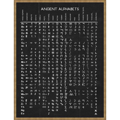 Ancient Alphabet