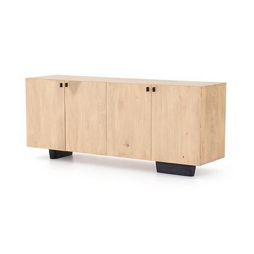 Solid Poplar Sideboard