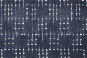 FB11284-O, coco, indigo, J, organic, cotton, fabric, organic, blue, vintage, inspired, upholstery, windows, yardage, Ojai, California, CA, cool fabric, awesome fabric, gorgeous fabric