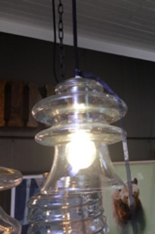 Fluted Pendant Light, Small