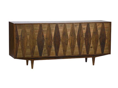 Reclaimed Mango Wood Sideboard