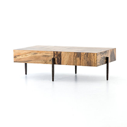 Spalted Primavera Coffee Table