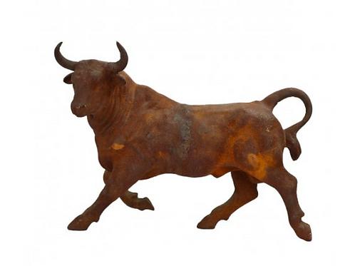 Rusted Iron Bull