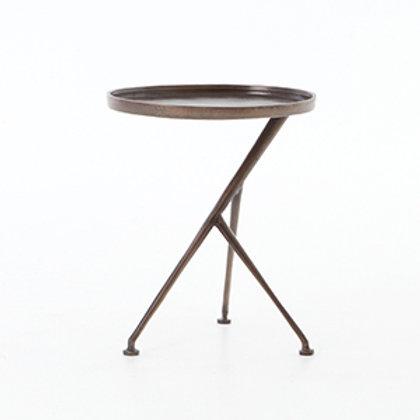 Cast Aluminum Side Table