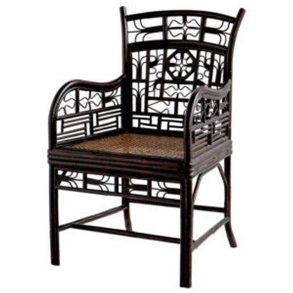 Mandarin Style Armchair