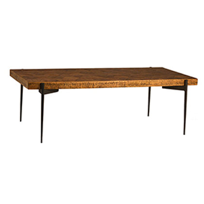 Heritage Oak Coffee Table
