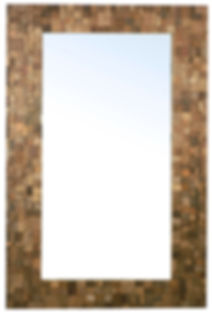 down, home, furnishings, ojai, ca, california, ventura, county, elm, wood, rectangle, mirror, pieced, DVLasko.jpg