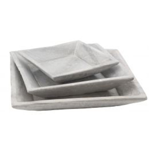Square Marble Bowl