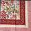 "Thumbnail: Hand Printed Napkins, 21"" square, Set of 4"