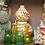 Thumbnail: Citron Glass Vase with Spout