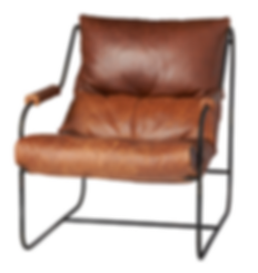 custom, chair, leather, chair, hand, made, kiln, dried, metal frame, sinuous, springs, down, fill, USA, U.S.A.,  Ojai, California, CA, Ca, Southern, Ventura, County, Santa Barbara, design, designer, interior, home, two over two, two over four, cushions, pillows, lumbars, rolled, arms