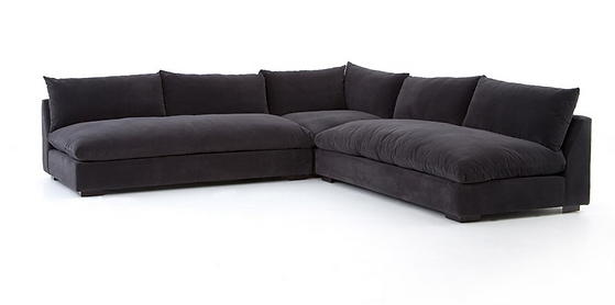 uatr-010-152, grant, 4, sectional, sofa, bench seat, day bed, no arms,