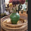 Thumbnail: Vase with Tropical Design