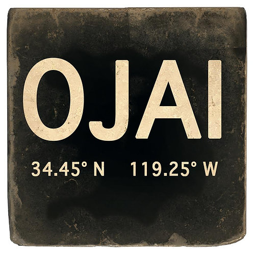 Custom Ojai Coaster