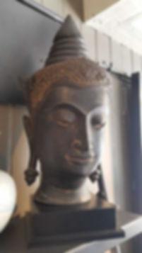 cast, bronze, buddha, head, Ayutthaya, thailand, meditation, antique, 20190423_121501_1024.jpg