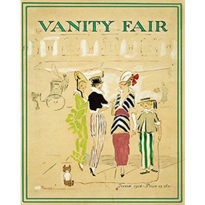 Vanity Fair Cover, 1914