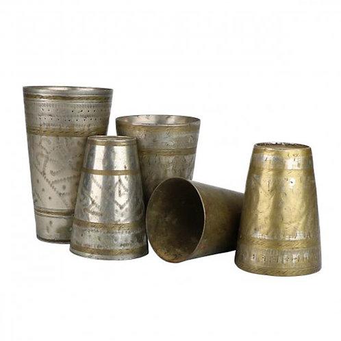 Metal Beer Cup