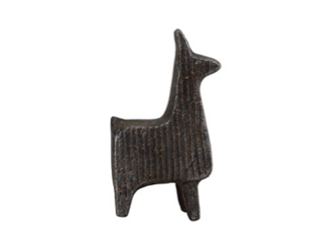 Cast Iron Llama