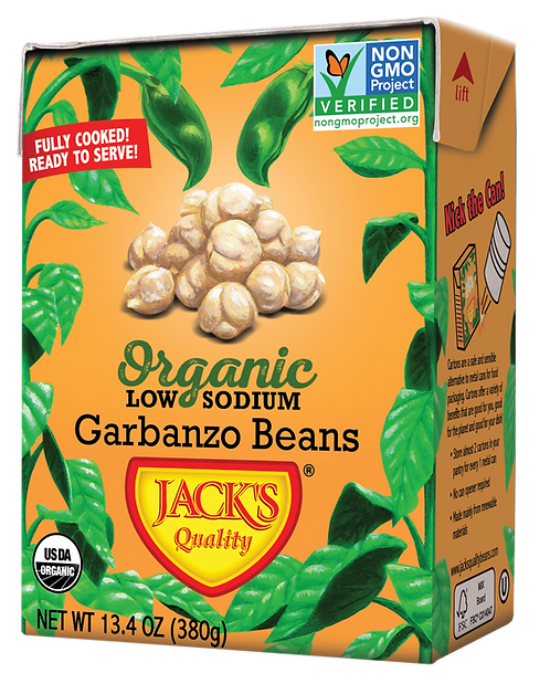 Garbanzo Beans (8-Pack)