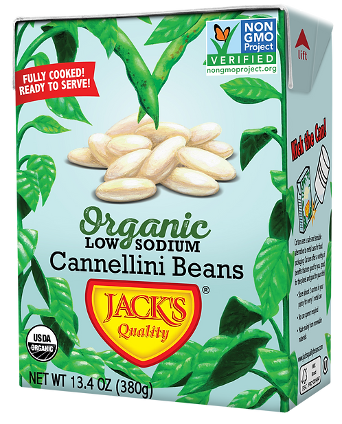 Cannellini Beans (8-Pack)
