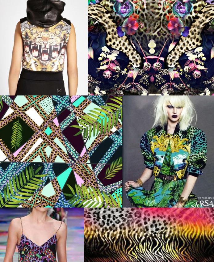 estampa no topo direito apareceu como inspiração no site pattern curator