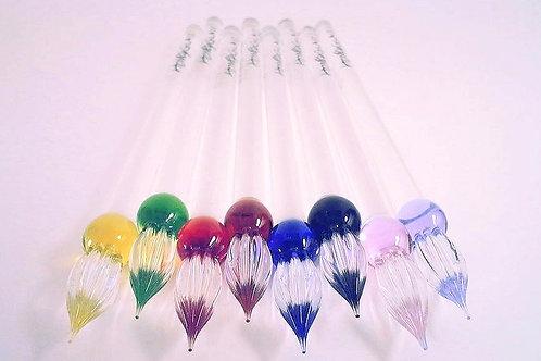 【洽圖洽】泰國手工玻璃蘸水筆 8色可選!送禮絕不失敗!