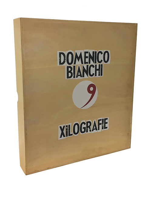 Dominico Bianchi- 9 Xilografie