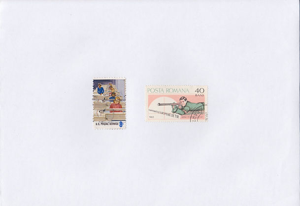 Going Postal #22_Retired postage stamps
