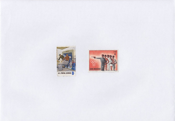 Going Postal #18_Retired postage stamps