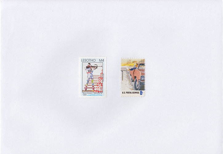 Going Postal #24_Retired postage stamps