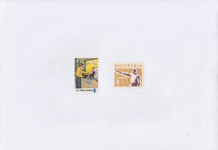Going Postal #8_Retired postage stamps o