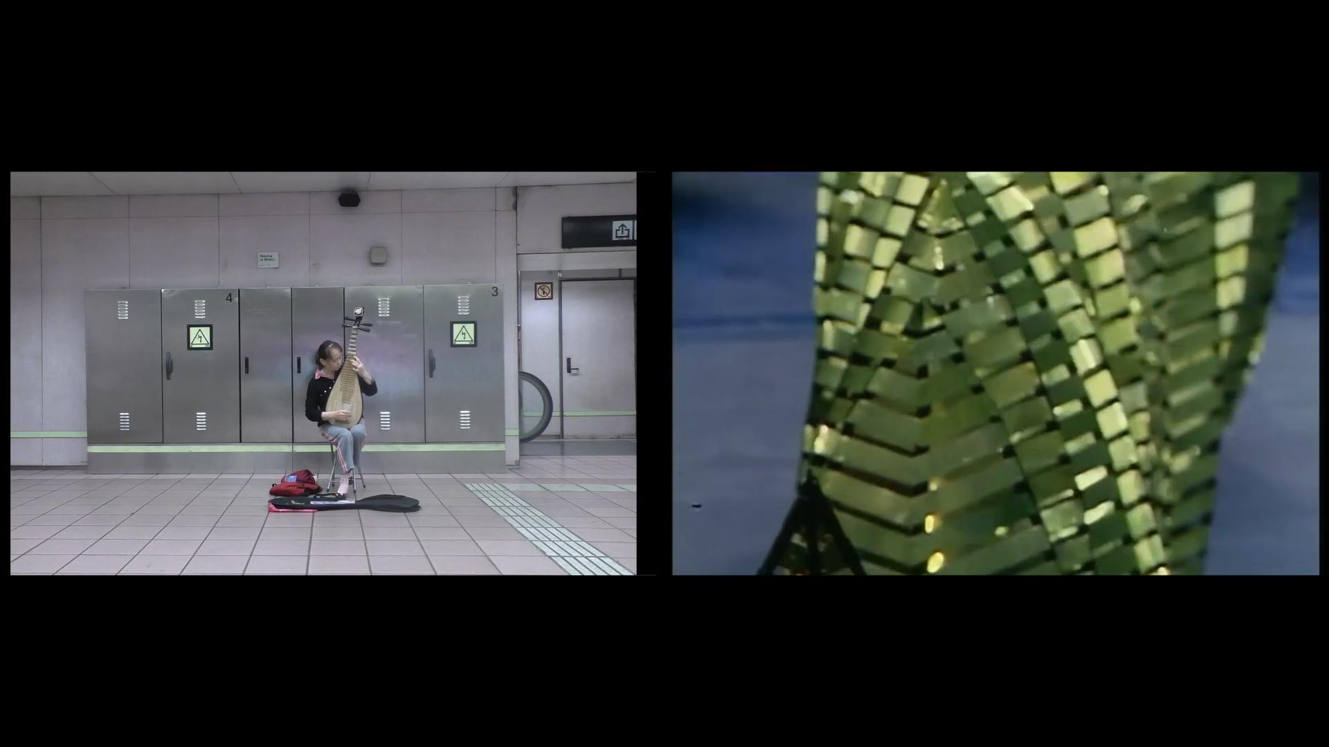Screenshot from Video Work