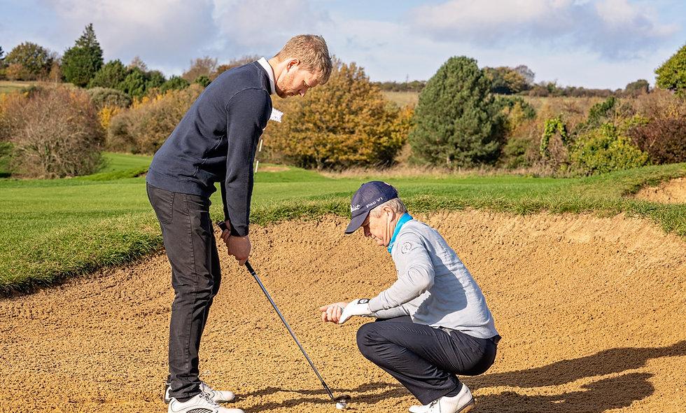 Taster Golf 45 Minutes Lesson