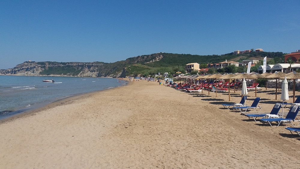 Arillas - Corfu