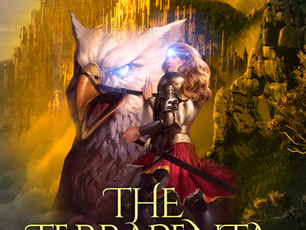 New Book Cover - The Terrapenta Project