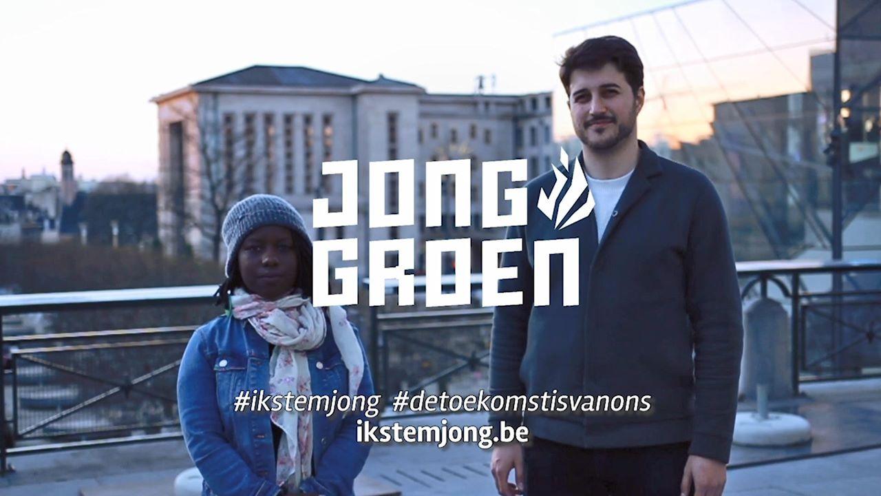 Brussel kiest Jong Groen