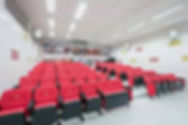 cadeiras para auditório innovati
