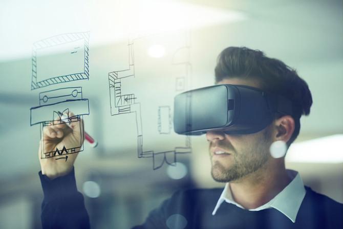 Projetos de mobiliário corporativo em VR