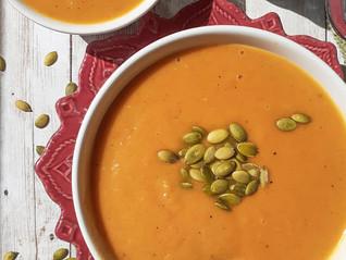 Autumn Squash Soup